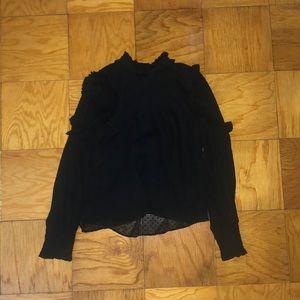 Zara business casual shirt